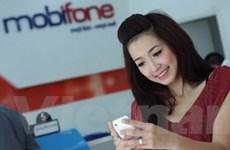 VietnamPlus lên dịch vụ di động của mạng Mobifone