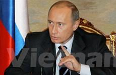 Tổng thống Nga đặt mục tiêu hiện đại hóa nền kinh tế