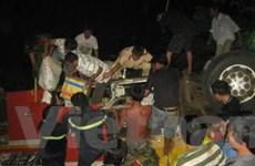"""Vụ tai nạn thảm khốc tại Sêrêpốk có thể """"do nổ lốp"""""""