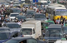 Hà Nội vẫn còn tới 89 điểm nóng ùn tắc giao thông