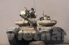 Nga giới thiệu các siêu vũ khí ở Triển lãm Eurosatory