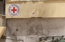 Trụ sở UB Chữ thập Đỏ quốc tế ở Lybia bị tấn công