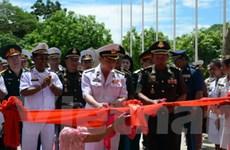 Tăng hợp tác giữa Hải quân Việt Nam và Campuchia