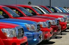 Doanh số xe bán ra ở Mỹ tăng 22% trong tháng 6