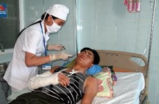 Lai Châu: Lâm tặc ngang nhiên tấn công kiểm lâm