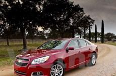 Holden giới thiệu mẫu Malibu sedan cỡ trung mới
