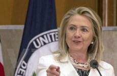 Ngoại trưởng Mỹ Hillary Clinton công du tới Malawi