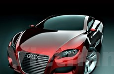 Doanh số bán xe của Audi trong tháng 7 tăng mạnh