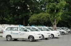 TP HCM: Cước taxi tăng từ 500 đến 1.000 đồng/km