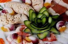 Ẩm thực chay hút khách hàng trong dịp lễ Vu Lan