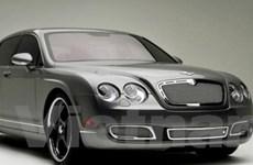 Hãng Bentley cân nhắc sản xuất mẫu xe chống đạn