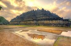 Indonesia: Di tích Phật giáo Borobudur hút du khách
