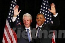 Obama lên tiếng chấp thuận đề cử của đảng Dân chủ