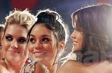 """Công chúa Disney quảng bá phim """"Spring Breakers"""""""