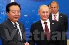 Tổng thống Nga hội đàm các lãnh đạo cấp cao APEC
