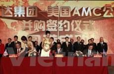 Tập đoàn TQ thâu tóm chuỗi rạp phim AMC của Mỹ
