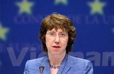 EU-Iran thảo luận chương trình hạt nhân của Iran