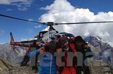 Lở tuyết nghiêm trọng ở Nepal, 9 người thiệt mạng