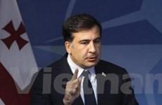 Tổng thống Gruzia thừa nhận thất bại trong bầu cử
