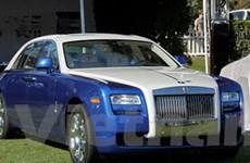 Rolls Royce chuẩn bị ra mẫu Ghost 2013 cách tân