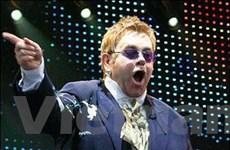 Elton John đứng đầu bảng xếp hạng 60 năm của Anh