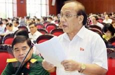 Bốn bộ trưởng sẽ trả lời chất vấn đại biểu Quốc hội