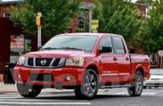 Mẫu Nissan Titan pickup 2013 được cách tân tinh tế