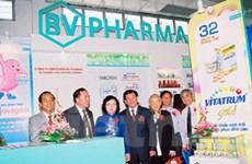 120 doanh nghiệp tham gia Triển lãm Y-Dược 2012