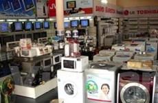 Sức mua điện máy-điện tử chỉ tăng nhẹ dịp cuối năm