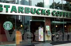 Tập đoàn càphê Starbucks dọa dừng đầu tư vào Anh