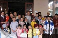 Huế: Xuân yêu thương cho những trẻ em thiệt thòi