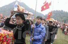 Tưng bừng lễ hội xuống đồng lớn nhất tỉnh Bắc Kạn