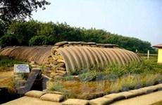 8 tỷ đồng xây mái che di tích lịch sử hầm de Castries