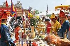 Quảng Ngãi tổ chức Lễ Khao lề thế lính Hoàng Sa