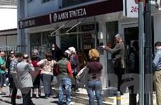 Giới chuyên gia lo ngại hệ quả của gói cứu trợ Síp