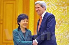 Mỹ-Hàn bàn nối lại thỏa thuận viện trợ Triều Tiên