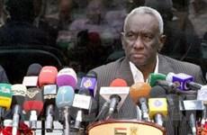 Sudan: Đàm phán giữa chính phủ và phiến quân bế tắc