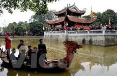 Bắc Ninh phát triển du lịch gắn với văn hóa Quan họ