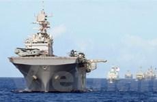 Hải quân Mỹ tăng cường hiện diện tại châu Á-TBD