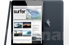 Pegatro dự tính doanh thu từ iPad mini sẽ giảm 30%
