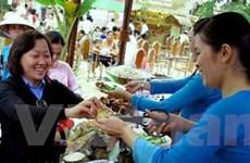 Khai mạc Liên hoan ẩm thực Đất phương Nam 2013
