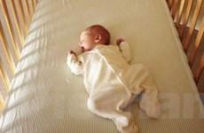 Trẻ sơ sinh ngủ riêng có thể giảm hội chứng SIDS