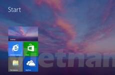 Microsoft đưa nút Start trở lại với Windows 8.1