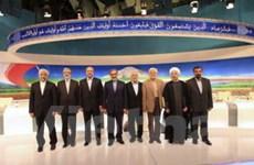 Các ứng viên tổng thống ở Iran tranh luận về kinh tế