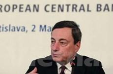 ECB: Kinh tế Eurozone sẽ phục hồi từ cuối năm nay