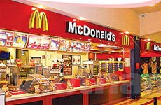 Doanh số của McDonald's tăng 2,6% trong tháng 5