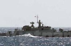 Iran tiến hành tập trận hải quân trên biển Caspian