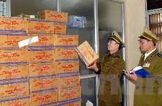 Hà Nội tịch thu gần 995 tỷ đồng từ chống buôn lậu
