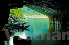 Động Phong Nha là điểm du lịch xuất sắc thế giới