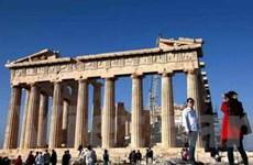 """Hy Lạp đẩy mạnh du lịch - """"cứu tinh"""" cho nền kinh tế"""